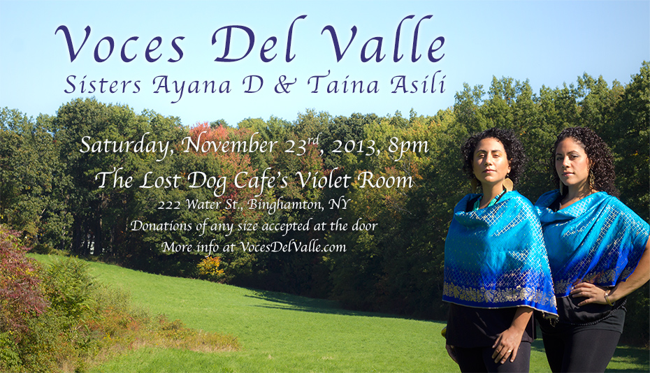 Voces Del Valle: Raising Funds for The Mimi and Louie Del Valle Latino/a Achievement Award